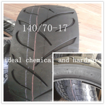 Motorcycle Rubber Tyres (140/70-17)