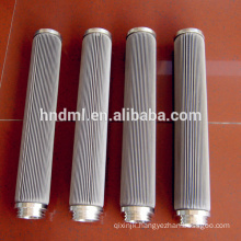 Customized Stainless Steel Wire Mesh 222 Standard Connector Melt Filter Element