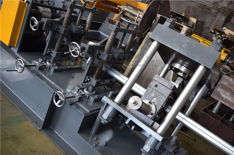 Z Shape Purlins Cold Forming Machines