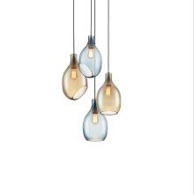 Contemporary Glass Ceiling Light