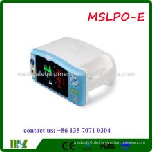 MSLPO-E Tabletop Patienten Pulsoximeter