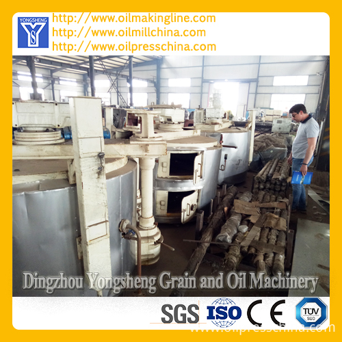 cooker-oil machinery