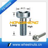 car steel cap lock