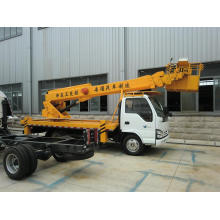 China High Space Operation Truck Folding Arm Lifting Truck