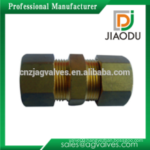 1/2 inch or 1/8'' or 1/4'' or 1'' B19 Zhejiang manufacture brass precision casting pipe fitting