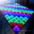 Торговый коридор 3Д танцплощадка СИД на огромную вечеринку и производственной конференции