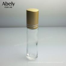 Pequeña botella de perfume para pruebas de fragancia