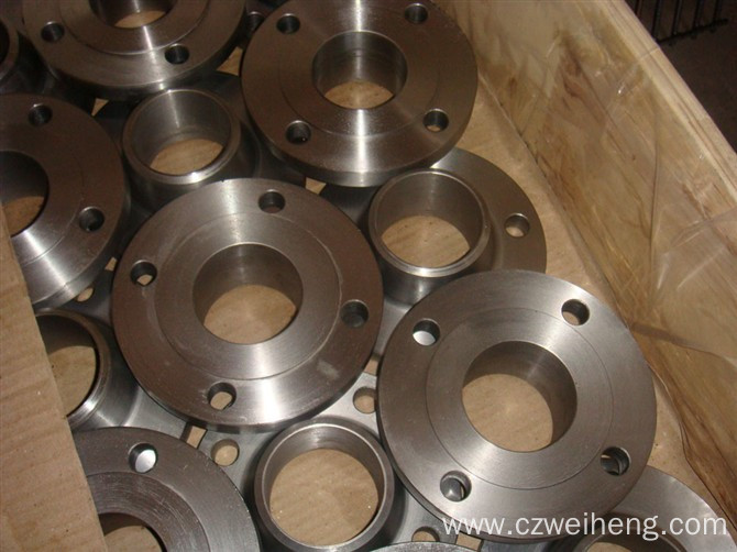 ASTM B16.5 standard carbon steel flanges