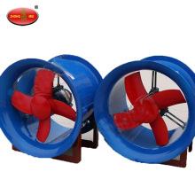 DZ Industrial Air Blower Mine Axial Ventilator Fan