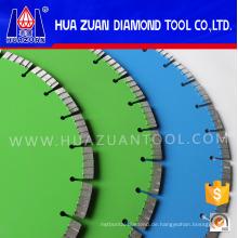 Turbo Segmentiertes Kreissägeblatt für Zement