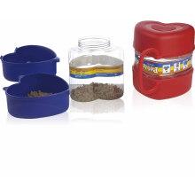 Pot de nourriture pour animaux P636 (PRODUITS PET)