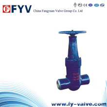 Gate Valve for Electric Station Per Asme B16.34