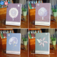 2016 Notebook Custom Hardcover Notebook Without Back