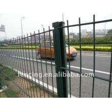Cable de 6/5/6 mm y 8/6/8 mm de doble alambrada horizontal (fábrica)