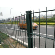 6/5/6mm&8/6/8mm wire of Double horizontal Wire Fence (factory)