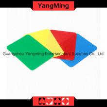 Tabla de plástico de corte de tarjetas de casino (YM-CC01)