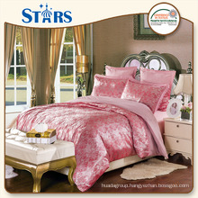 GS-JAC-15 polyester comforters bedding sets for wedding room