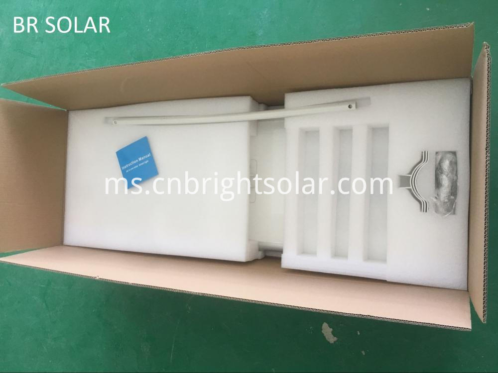 70W Integrated Solar Street Light