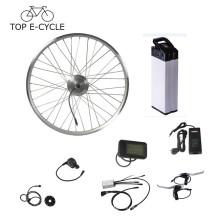 Kit de conversion de vélo électrique pas cher en gros 250 W 36 V vélo électrique kit