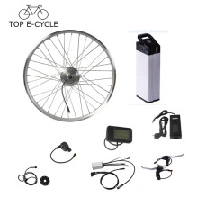 Kit de conversão de bicicleta elétrica barato atacado kit de bicicleta elétrica 250 W 36 V