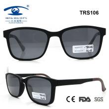 Neueste Qualität Schöne Mode Tr90 Sonnenbrille (TRS106)