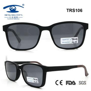 Óculos de sol Tr90 de moda de alta qualidade mais recentes (TRS106)