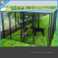 Профессиональный подгонянные гальванизированные дешевые звена цепи псарни собаки / большие собаки забор