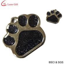 Hot Sale Glitter Enamel Pet Tags (LM1623)