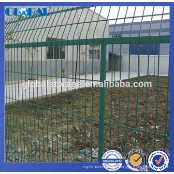 Cerca de alambre de metal para patio trasero / campo de deportes