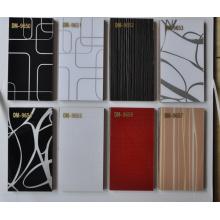 Panneau MDF acrylique hautement brillant en couleur solide et couleur design (ZHUV)