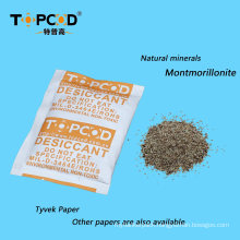 Environmental Montmorillonite Desiccant for Precision Instruments and Machinery