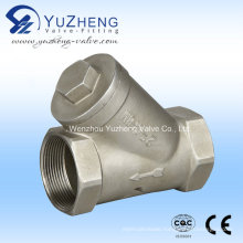 Stainless Steel Y Type Thread Strainer