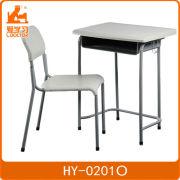 ABC plastic School Desk and Chair