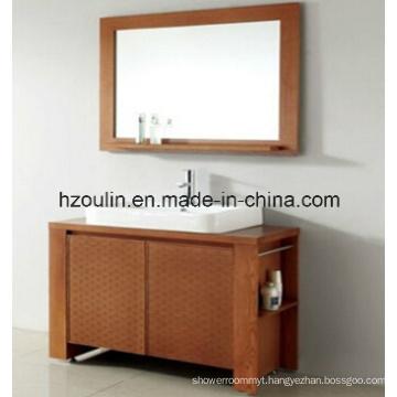Modern Wooden Bathroom Furniture (BA-1133)