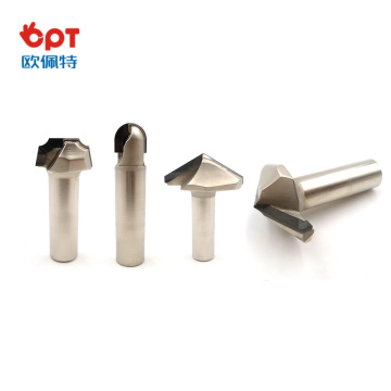 Wood router bits 45 degree angle