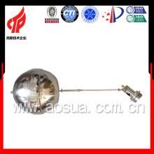 Boule d'acier inoxydable flottante de 1 po pour tour de refroidissement d'eau / tour de refroidissement fabrique en Chine