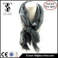 High quality product in blended material oversize lady scarf