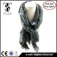 Hochwertiges Produkt in gemischtem Material Oversize Dame Schal