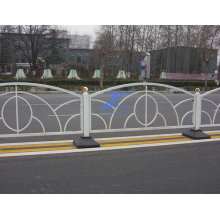 PVC Coated Municipal Fence