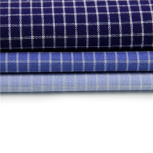 Wholesale Cotton Linen Plaid Shirting Fabric