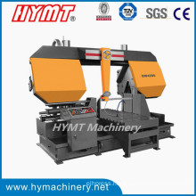 GW4280 horizontal metal band sawing machine
