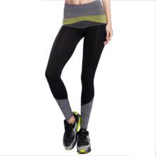2016 Nova Chegada Mulheres Calças de Yoga de Alta Moda Elástica Calças Esportivas Profissionais de Fitness Mulheres Correndo Calças Leggings