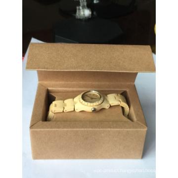 2016 Wholesale Wood Watch/ Fashion Wood Watch /Bamboo Wood Watch