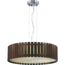 Hot Sale Hand Made Wood Pendant lamp D500mm