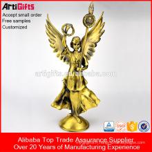 Artigifts gros produits promotionnels 3d trophée en métal Figurines
