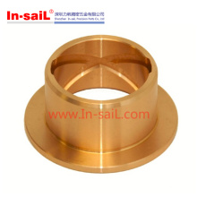 Made in China Supplier CNC Precision Machining Brass Turned Part