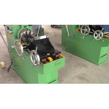 Máquina de corte de rosca para barras de aço