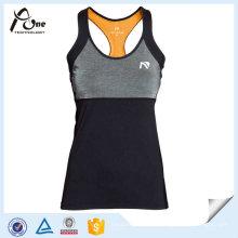Mulheres Yoga Wear Yoga Y-Back Tank Tops Yoga Vestuário