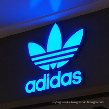 China supplier 3d front sign board design letter custom 3d acrylic sign letter electronic sign
