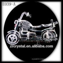 Modèle de trafic de cristal délicat E039-A